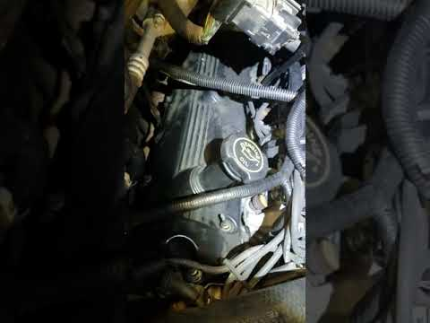 Ford 4.6 noise under valve cover sounds like lifter
