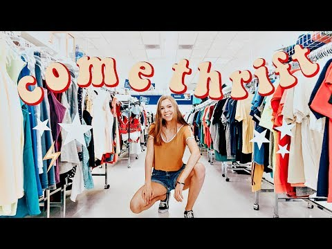 COME THRIFTING WITH ME! (EP. 9)