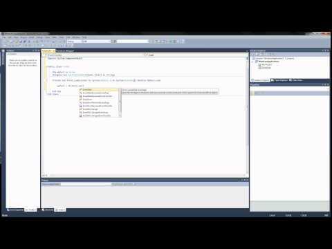 Visual Basic Serial COM Port Tutorial (Visual Studio 2010) - Part 3
