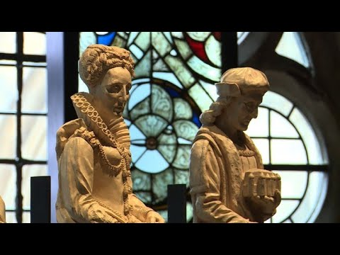 Westminster Abbey unveils gallery in area closed for 700 years