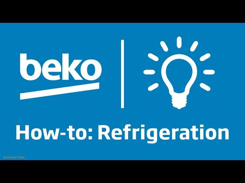 Product Support: How to replace the water filter for your American style fridge freezer | Beko