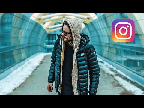 How to make a NEXT LEVEL INSTAGRAM photo series!