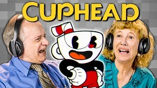 CUPHEAD (Elders React: Gaming)