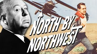 How Hitchcock Turned the 'Crop Duster Attack' into a Cinematic Icon   North by Northwest