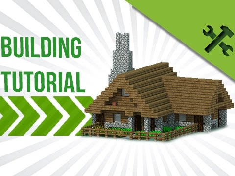 Minecraft - EASY Starter House Tutorial [Snow Biomes]