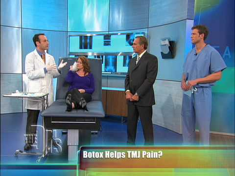 New Botox Treatment for TMJ on 'The Doctors'