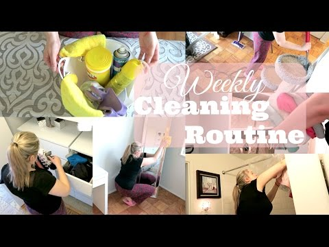 CLEAN WITH ME I Power Hour  Speed Clean With Me: ORGANIZATION AN DECLUTTERING WITH KAT