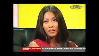 Mishal Husain Meets Anggun - BBC World News [Full Duration]