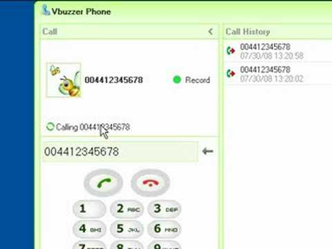 Call UK Phone with the Best Vbuzzer Calling UK