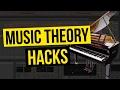 Music Theory Hacks - 5 Ableton Tricks!