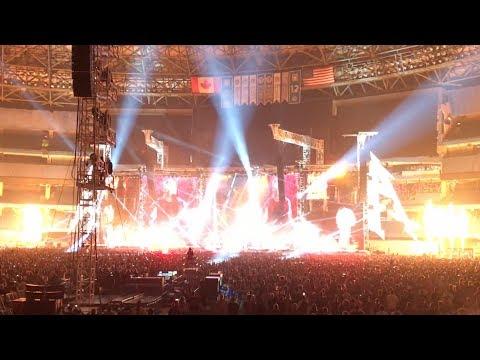 Metallica - Fuel 2017 Toronto Rogers Centre 4K UHD