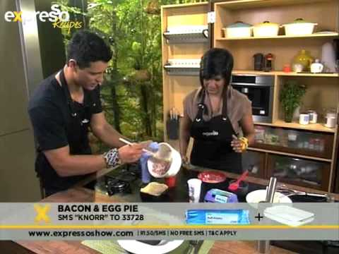 Knorr: Egg and Bacon Pie (12.10.2012)