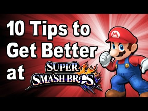 Super Smash Bros. Wii U - 10 Tips to Get Better at Super Smash Bros.
