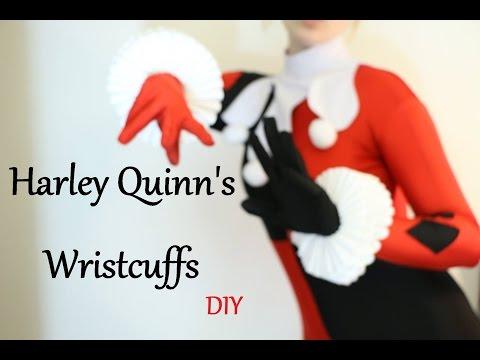 Harley Quinn's Wristcuffs