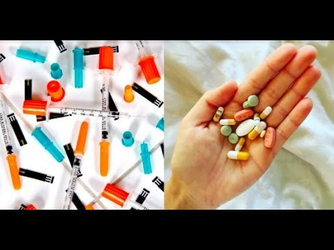 Pills or insulin what should you take if you have diabetes?