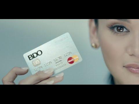 Pia Wurtzbach for BDO Credit Cards