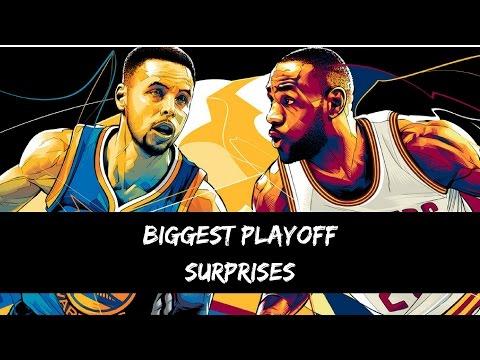 Biggest Playoff Surprises
