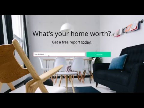 How to build a real estate landing page or real estate lead page (part 1 of 3)