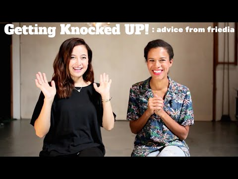 Getting Knocked Up - Advice from Friedia! - STYLE ME GRASIE