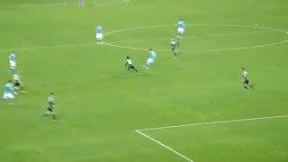 Napoli Sassuolo 3-1 maestoso tiki taka del Napoli