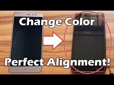 How to Install Colored Tempered Glass Screen Protector in Perfect Alignment