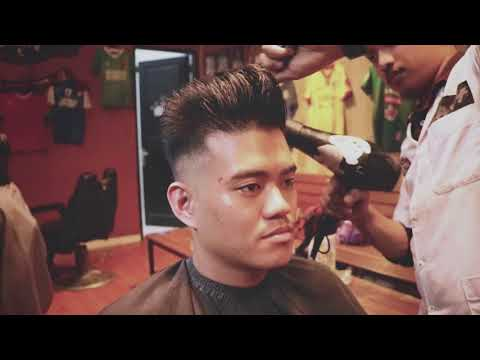 Doctor Barber - Quiff Classic Cut By Rizaldy Aprilauri (Full Version)