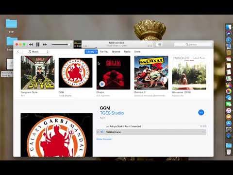 Merge Two Songs of Same Album in iTunes Mac | macOS High Sierra