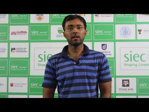 Sumit Sugandhi got his New Zealand Study Visa Through SIEC New Delhi   Study in New Zealand