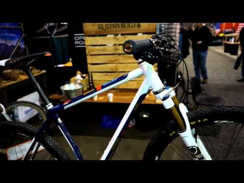NAHBS 2014 Six Eleven Bicycle Co