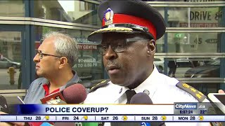 Police chief denies cover up in investigation of assault case