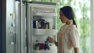 LG New Door-in-Door™  Refrigerator : Don't miss your special moments