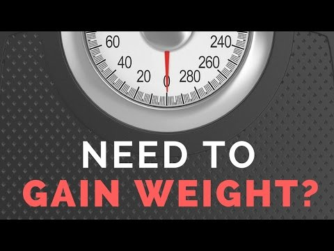 How to Gain Weight Fast but Safely