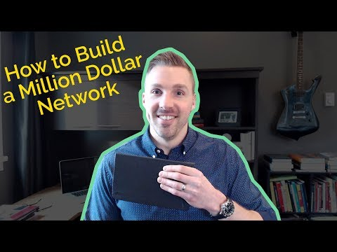 Marketing Strategy | How to Build a Million Dollar Network