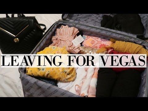 LEAVING FOR VEGAS!!!   Tara Henderson