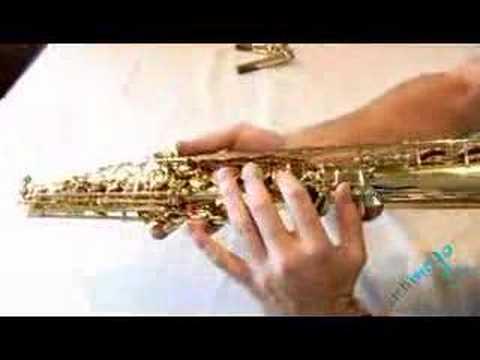 Guide to the Saxophone - Soprano Sax