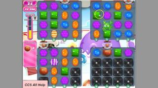 Candy Crush Saga Level 610 3* No Boosters