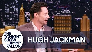 Download Hugh Jackman Is One Award Shy of an EGOT Thanks to The Greatest Showman Video