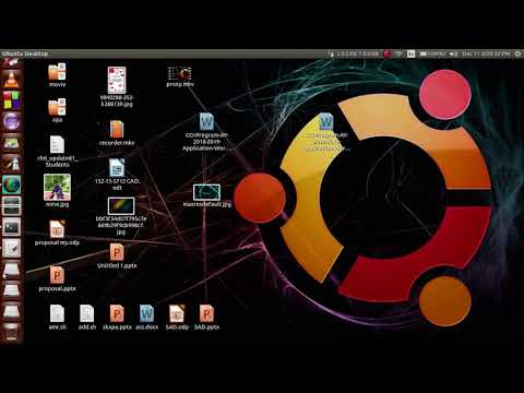 proxy server in ubuntu 16.04
