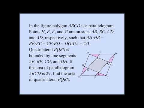 Geometry Puzzle for High School Students 01
