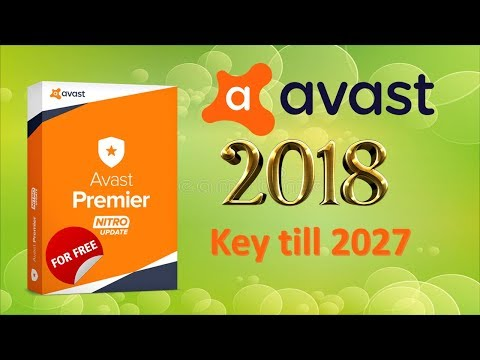 How to Get Avast Premier For FREE!!