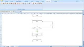 How To Create A Flowchart Quickly In Excel