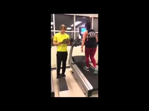 Graded Exercise Treadmill Walking Test