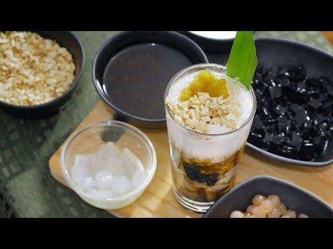 【Short Version】How to make Ginumis (Filipino shaved ice dessert)
