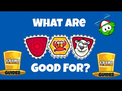 Why Collect Stamps in Club Penguin?