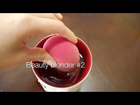 microwave beauty blender! does it work?