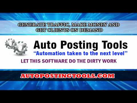 How To Use Facebook Auto Group Fanpage Poster 2017  [100% working]