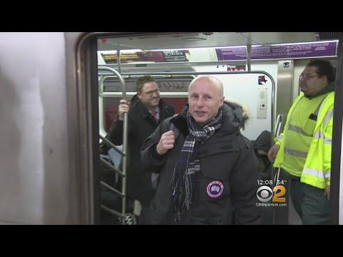 New MTA President Takes Over