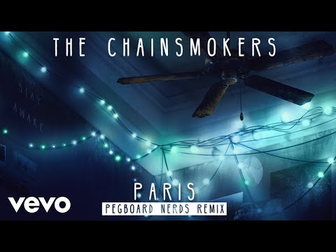 The Chainsmokers - Paris (Pegboard Nerds Remix Audio)