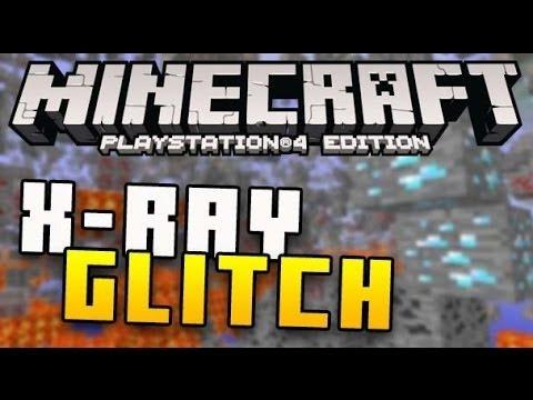 Minecraft TU43 |NEW X-Ray Glitch
