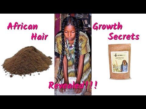 African Hair Growth Secrets Revealed | Grow Long Hair Fast!